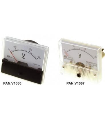 Aparat de măsură de panou analog, 0 - 30V DC