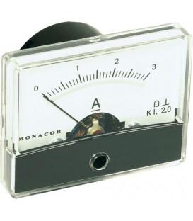 Aparat de măsură de panou analog, domeniu 35V PM2-V030