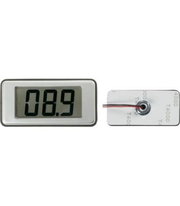 Voltmetru cu LCD 4-25V