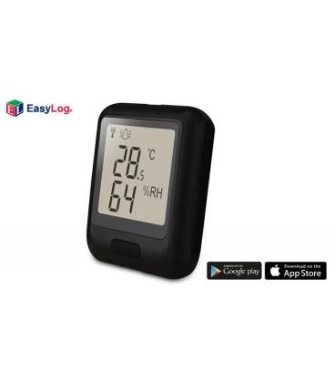 Înregistrator: temperatură şi umiditate -20÷60°C 0÷100%RH
