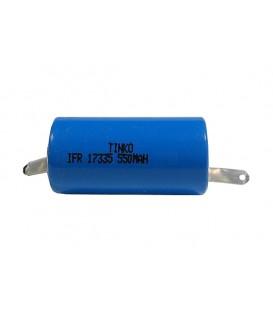 Acumulator LiFePO4 IFR17335 baterie reincarcabila (RCR123) 3.6V / 550mAh LiFePO4 IFR17335 RCR123