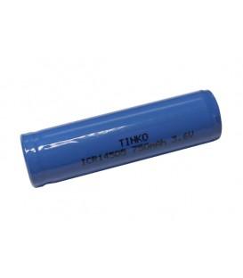 Acumulator Baterie reincărcabila LiFePO4 ICR14505 3,6V / 750mAh LiFePO4 LCR14505 3,6V 750mAh