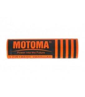 Baterie acumulator Li-Ion 18650 3,7V 2600mAh MOTOMA LCR18650