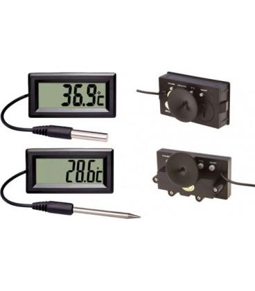 Termometru impermeabil tip panou -50 - 300C