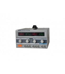 Sursă de alimentare GLPS 3003E 2x0-30V / 0-3A + (5V-3A) GLPS3003E