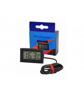 Termometru digital cu afisaj LCD cu sonda exterioara 1m AD40