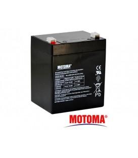 Baterie acumulator plumb acid 12V 4,5Ah MOTOMA MOTOMA12V4Ah5