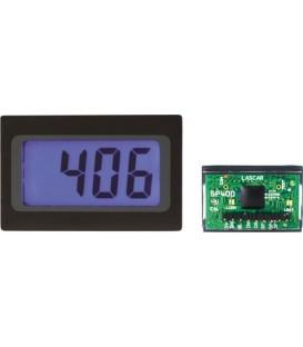 Aparat de măsură de panou,LCD,protejat contra stropirii SP400-BLUE
