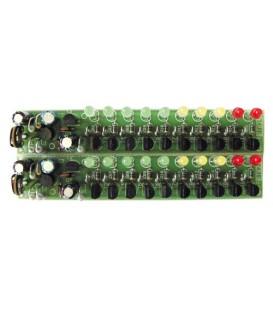 Kit PT024S Stereo VU-meter