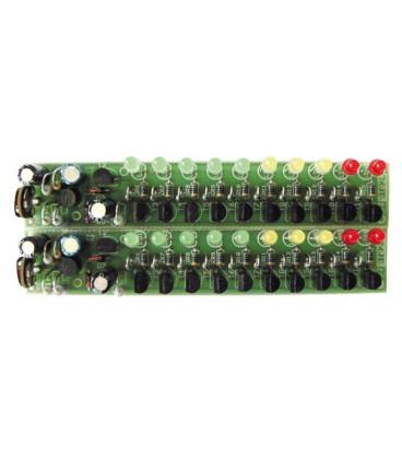 Kitul de asamblare VU-metru stereo PT024S