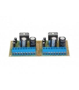 Kit PT006 Amplificator 2x100W cu TDA7293
