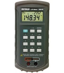 Punte RLC Extech cu RS232 EX380193