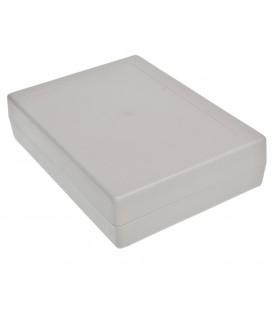 Carcasă cu întrebuinţări multiple alb-gri, X:139,5mm Y:190mm Z:47mm, cod Z-33