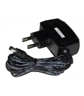 Alimentator 12V 1A 1000mA 12W connector 6.3/3.0mm Cablu de 300cm WA-12M12FG