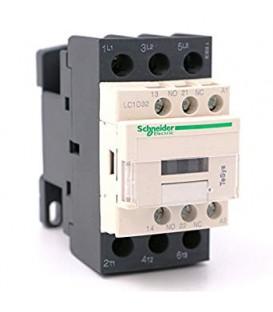Contactor:tripolar 32A 110VAC 15kW LC1D32F7