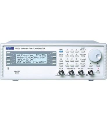 DDS function generator 0,001Hz do 10MHz