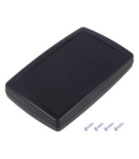 Carcasă: universală X:93mm Y:151mm Z:25mm ABS neagră Z113-ABS