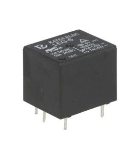 Releu: electromagnetic SPDT Ubobină:6VDC 10A/120VAC 10A/24VDC LEG-6