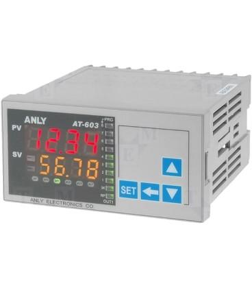 Temperature controller (96x48) 100-240VAC, input 0-10V AT603-6141000