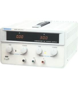 Bloc de alim., tensiune şi curent reglabile 0-30V/10A MPS-3010L-1