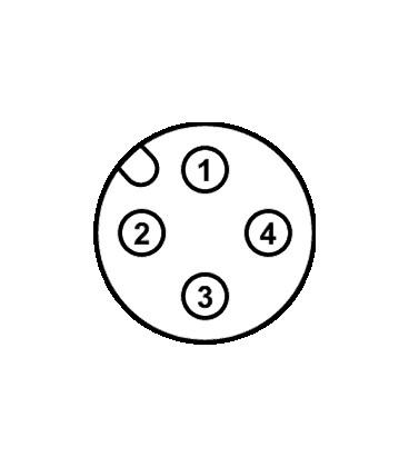 Senzor:inductiv,de proximitate Config.ieşire:PNP / NC 8mm E2AM12KN08M1B2