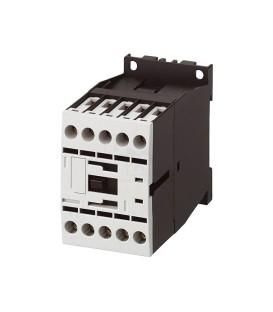 Contactor tripolar Contacte auxiliare:NO 12A 42VAC DILM12-10-42VAC