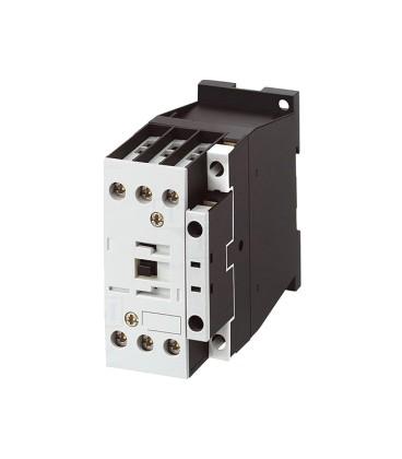 Contactor tripolar Contacte auxiliare:NO 17A 400VAC DILM17-10-400VA