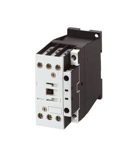 Contactor tripolar Contacte auxiliare:NO 25A 130VDC DILM25-10-130DC