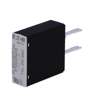 Supresor de supratensiune:filtru RC Serie:DILM,DILMP DILM32-XSPR240