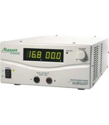 Sursă alimentare DC înaltă tensiune 30V/30ADC