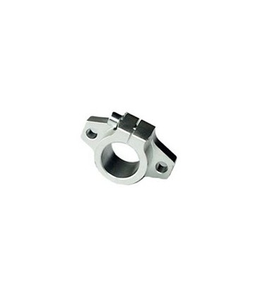 Suport ax rotund 16mm montare axiala