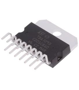 Circuit integrat: amplificator audio MULTIWATT15 100W TDA7293V
