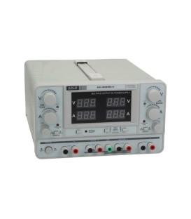 Sursa de alimentare de laborator 4 Canale 0÷30VDC 0÷5A 0÷30VDC 0÷5A
