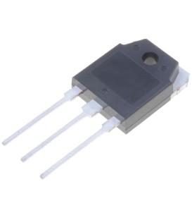 Tranzistor: PNP bipolar Darlington 100V 10A 80W TO3P TIP147TU