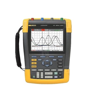 Scopemeter 4channel 200MHz with software FLK-190-204/S