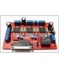 Driver Bipolar Microstep 3 Axis CNC3X25A