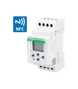 Timer for DIN Rail, 250 settings, 1 channel PCZ-521
