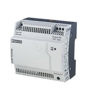 Alimentator:comutare,pe şină DIN 90W 24V 3,8A STEP-PS/24/3.8