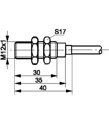 Senzor:inductiv PCIN-4