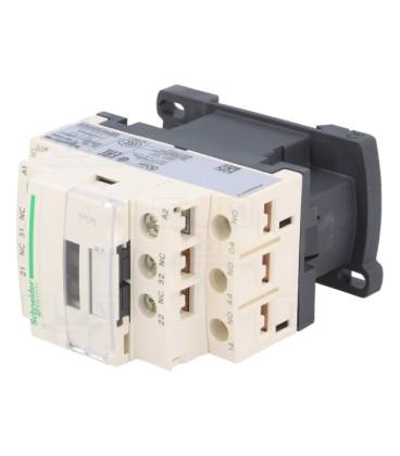 Contactor:pentapolar Contacte auxiliare:NC x2,NO x3 110VAC CAD32F7
