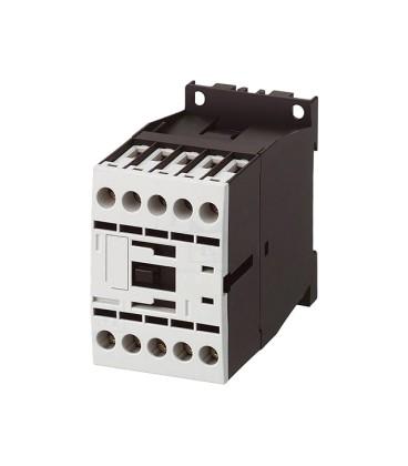Contactor:cvadripolar Contacte auxiliare:NC,NO x3 4A 24VAC DILA-31/24VAC
