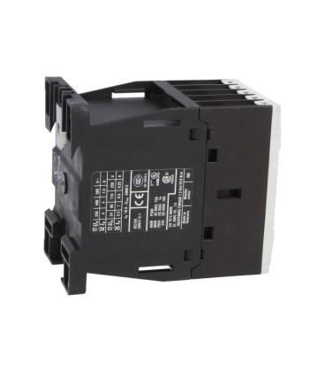 Contactor:cvadripolar Contacte auxiliare:NO x4 4A 24VDC DILA-40/24VDC