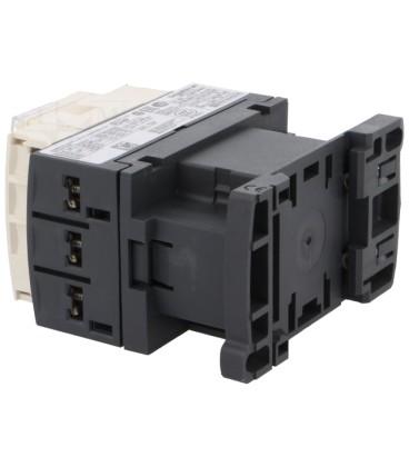 Contactor:tripolar Contacte auxiliare:NC,NO 9A 24VAC 4kW LC1D09B7