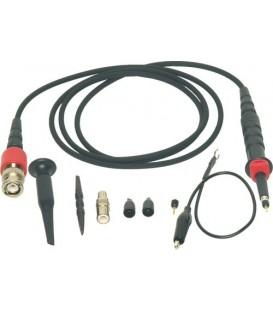 Sondă de înaltă tensiune pentru osciloscop 100:1 2500V TT-HV250