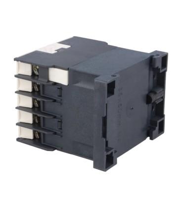 Contactor:tripolar Contacte auxiliare:NO 6A 380÷400VAC 2,2kW LC1K0610Q7