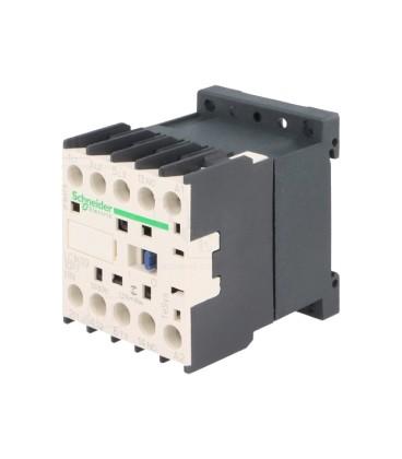 Contactor:tripolar Contacte auxiliare:NO 9A 230VAC 4kW LC1K0910P7