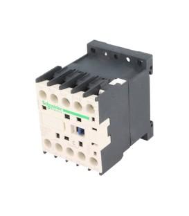 Contactor:cvadripolar Contacte auxiliare:NO 12A 24VDC 5,5kW LP1K1210BD