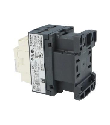 Contactor:tripolar Contacte auxiliare:NC,NO 18A 24VAC 7,5kW LC1D18B7
