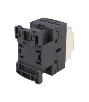 Contactor:tripolar Contacte auxiliare:NC,NO 18A 110VAC 7,5kW LC1D18F7