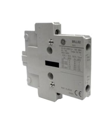 Accesorii pentru contactoare:contacte auxiliare BRLL02